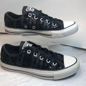 Converse all star   Sequin  Sparkles sneakers